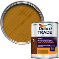 Dulux Trade Light Oak Satin Woodstain 1L