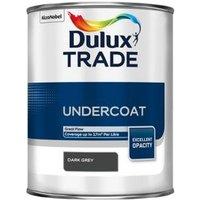 Dulux Trade Dark grey Metal & wood Undercoat 1L