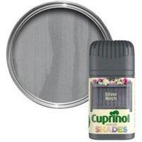 'Cuprinol Garden Shades Silver Birch Matt Wood Paint 0.05l