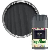 Cuprinol Garden Shades Urban slate Matt Wood paint 0.05L