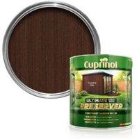 Cuprinol Ultimate Country oak Matt Garden wood preserver 4L