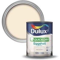 Dulux Natural calico Eggshell Wood & metal paint 0.75L