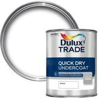 Dulux Trade White Metal & wood Undercoat 1L