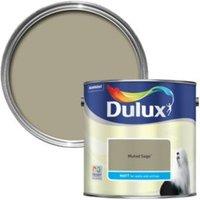 Dulux Muted Sage Matt Emulsion Paint 2.5L