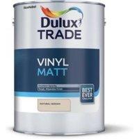 Dulux Trade Natural hessian Matt Vinyl paint 5L
