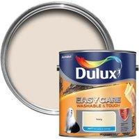 Dulux Easycare Ivory Matt Emulsion paint 2.5L