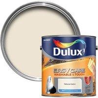 Dulux Easycare Natural calico Matt Emulsion paint 2.5L