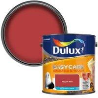 'Dulux Easycare Washable & Tough Pepper Red Matt Emulsion Paint  2.5l