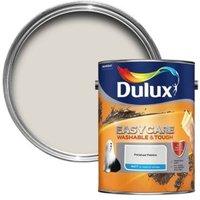 Dulux Easycare Polished pebble Matt Emulsion paint 5L