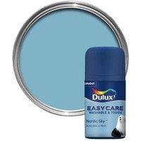 Dulux Easycare Nordic Sky Matt Emulsion Paint 0.05L Tester Pot