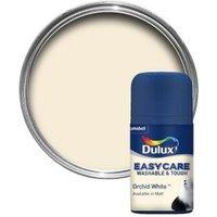 Dulux Easycare Orchid White Matt Emulsion Paint 0.05L Tester Pot