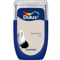 Dulux Standard Gentle fawn Matt Emulsion paint 0.03L Tester pot