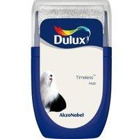 Dulux Standard Timeless Matt Emulsion Paint 0.03L Tester Pot