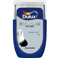 'Dulux Easycare Coastal Grey Matt Emulsion Paint 0.03l Tester Pot