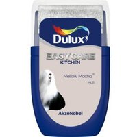 'Dulux Easycare Mellow Mocha Matt Emulsion Paint 0.03l Tester Pot