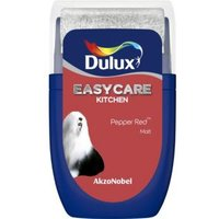 'Dulux Easycare Pepper Red Matt Emulsion Paint 0.03l Tester Pot