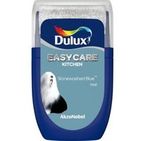Dulux Easycare Stonewashed Blue Matt Emulsion Paint 0.03L Tester Pot