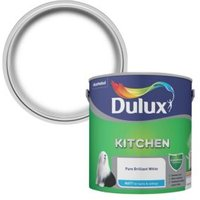 Dulux Brilliant White Emulsion Paint 2.5L