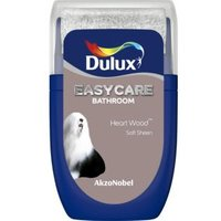 'Dulux Easycare Heart Wood Soft Sheen Emulsion Paint 0.03l Tester Pot