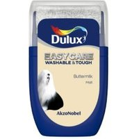 Dulux Easycare Buttermilk Matt Emulsion paint 0.03L Tester pot