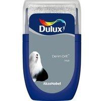 Dulux Standard Denim drift Matt Emulsion paint 0.03L Tester pot