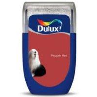 'Dulux Standard Pepper Red Matt Emulsion Paint  0.03l Tester Pot