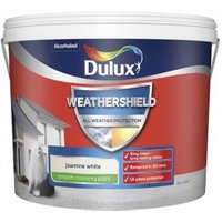 Dulux Weathershield All weather protection Jasmine white Smo