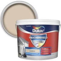 Dulux Weathershield Sandstone Textured Matt Masonry paint 10