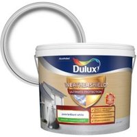 Dulux Weathershield ultimate protection Pure brilliant white