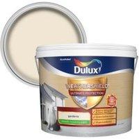 Dulux Weathershield ultimate protection Gardenia Smooth Matt
