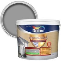 Dulux Weathershield ultimate protection Concrete grey
