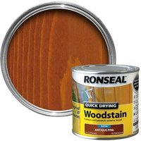 Ronseal Antique pine Satin Wood stain 250