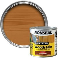 Ronseal Antique pine Gloss Wood stain 0.25L
