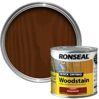 Ronseal Rosewood Gloss Woodstain 0.25L