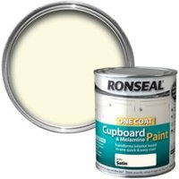 Ronseal Ivory Satin Cupboard Paint 750 ml