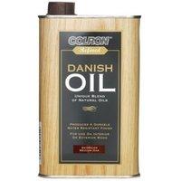 Colron Refined Georgian medium oak Danish Wood oil  0.5L