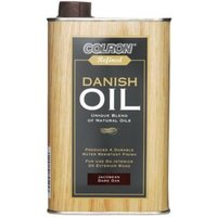 Colron Refined Jacobean dark oak Danish Wood oil  0.5L