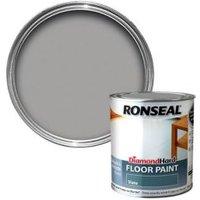 Ronseal Diamond Grey Satin Floor paint0.75L