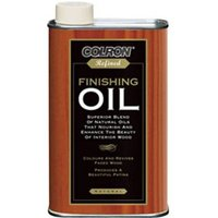 Colron Refined Clear Gloss Wood oil 0.5L