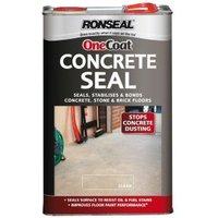 Ronseal Concrete Seal Clear Concrete Seal 1L