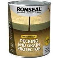 Ronseal Clear Decking Wood protector 0.75L