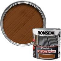 Ronseal Maple Matt Decking Rescue Paint 2.5L