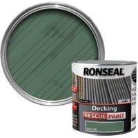 Ronseal Willow Matt Decking Rescue Paint 2.5L