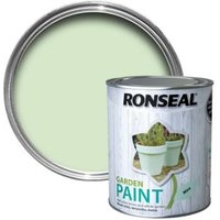 Ronseal Garden Mint Matt Paint 0.75L