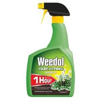 Weedol Fast acting Weed killer 1L