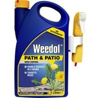 Weedol Path & patio Weed killer 3L