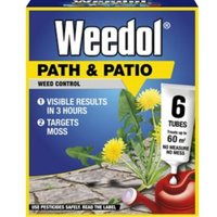 Weedol Path & patio Concentrated Weed killer 0.13L 0.12kg Pack of 6