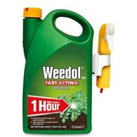Weedol Fast acting Weed killer 3L