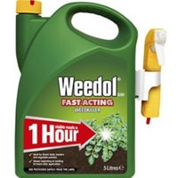 Weedol Fast acting Weed killer 5L 5kg