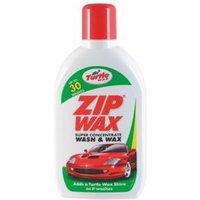Turtle Wax Car Shampoo   Wax 500ml
